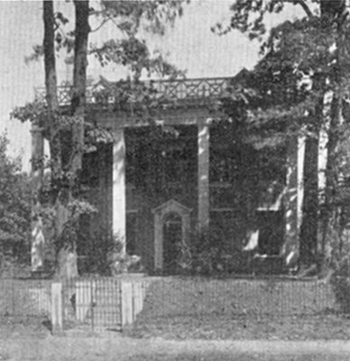 Provost's House, 1919
