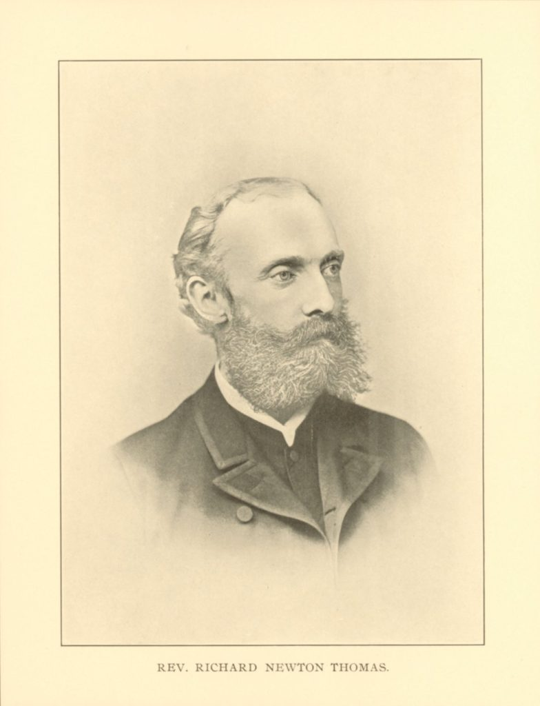 Richard Newton Thomas, c. 1880
