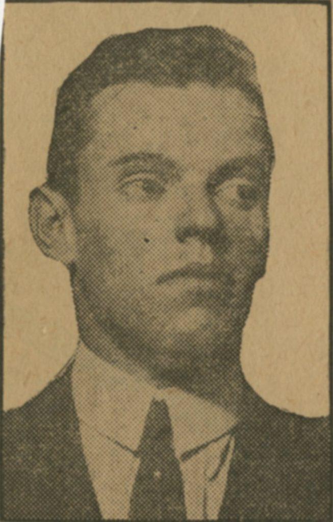 Richard Schellens, 1908