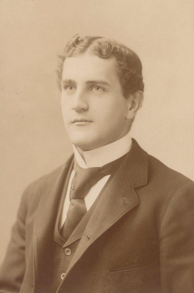 Robert Edward Glendinning, c. 1888