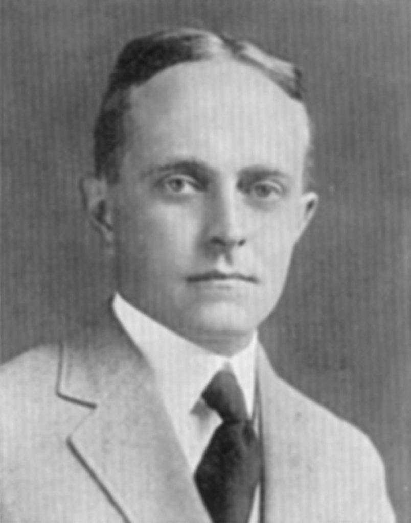 Robert Rhodes McGoodwin, c. 1928