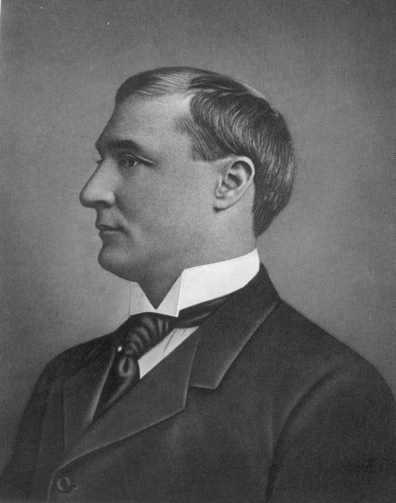 Samuel Frederic Houston, c. 1900