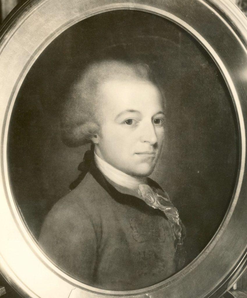 Samuel Powel, c. 1760