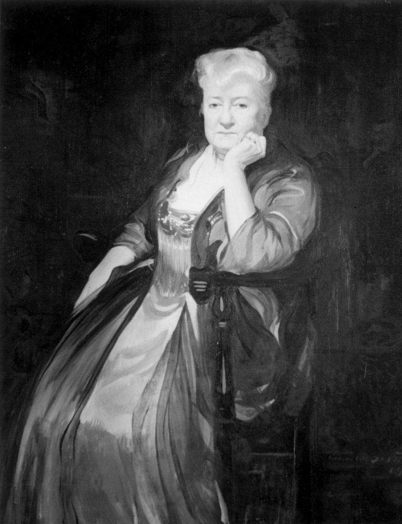 Sara Yorke Stevenson, 1917
