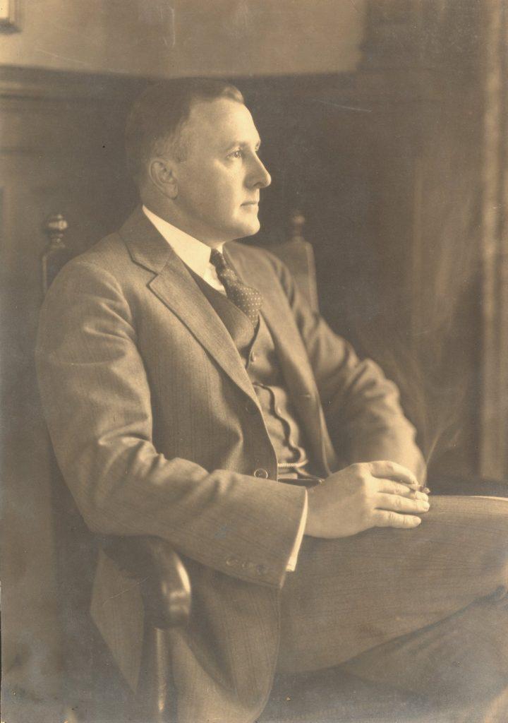 Sydney Errington Martin, c. 1930