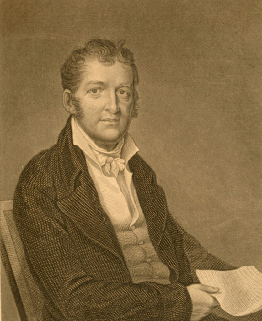 Thomas Chalkley James, c. 1810