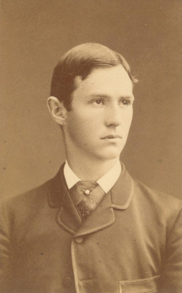 Thomas Guy Hunter, c. 1880