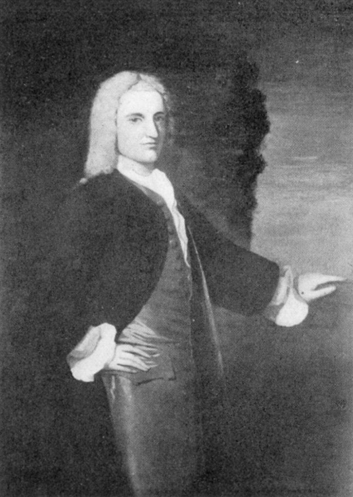 Thomas Hopkinson, c. 1750