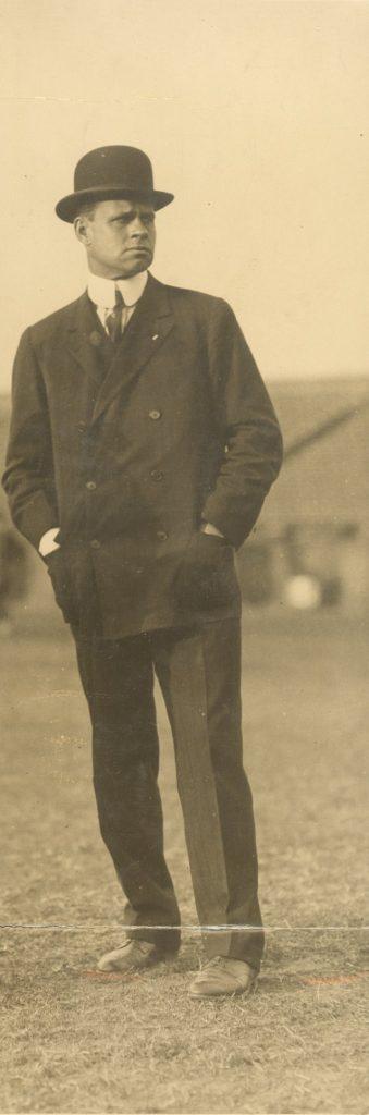 Thomas Truxton Hare, c. 1905