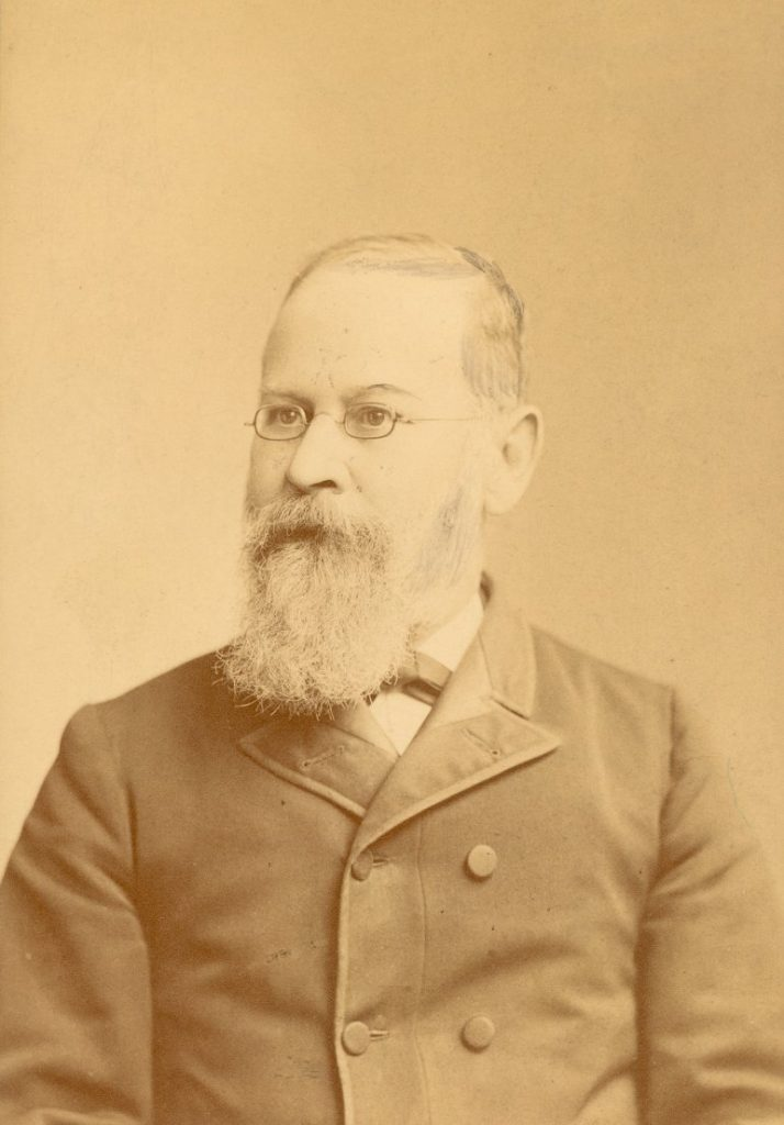 Thomas Webb Richards, c. 1880
