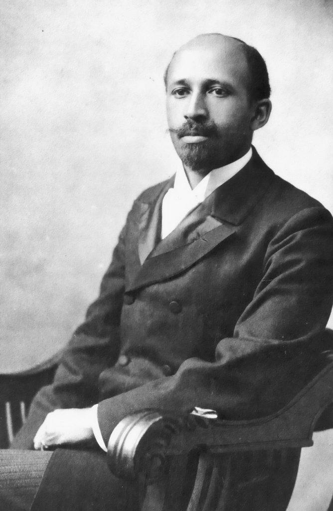 Walter Edward Burkhart DuBois, 1907