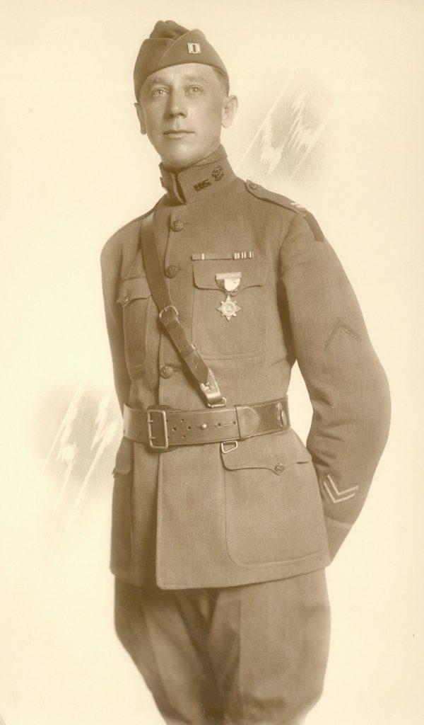 Walter Edwin Drumheller, c. 1900