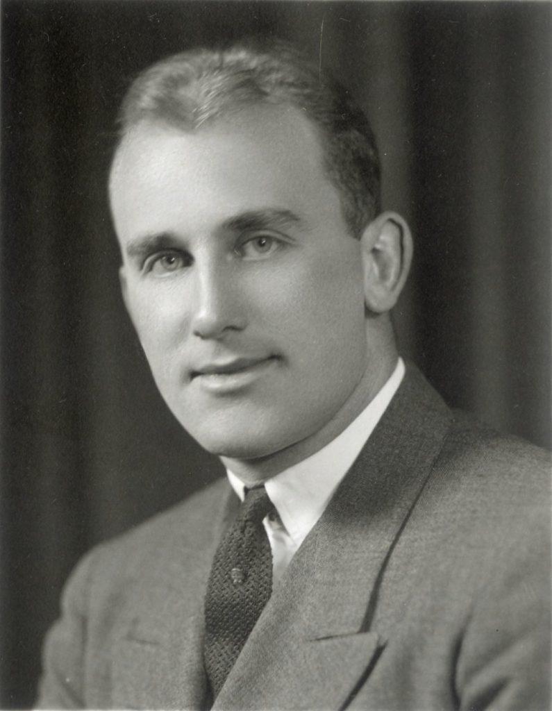Walter Ellsworth Shinn, 1940