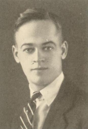 Walter Henry Huntzinger, 1922