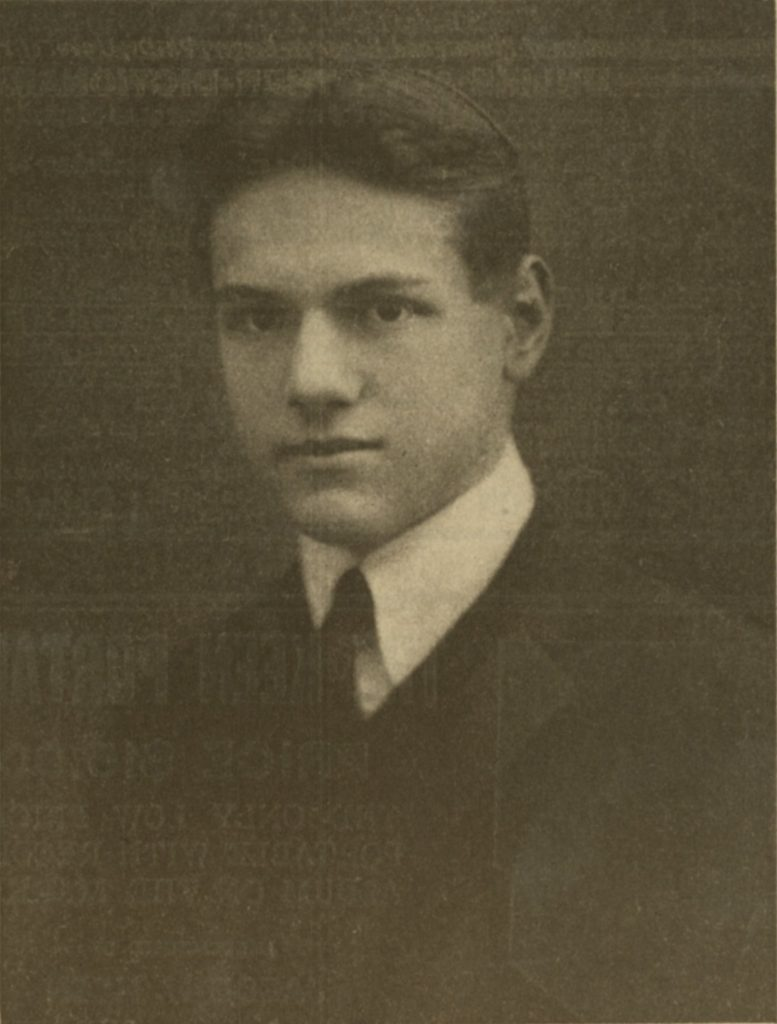 William Ezra Lingelbach, Jr., 1926