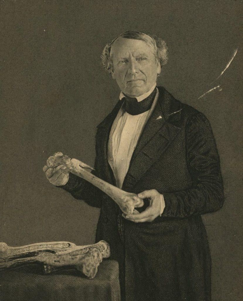 William Gibson, c. 1847
