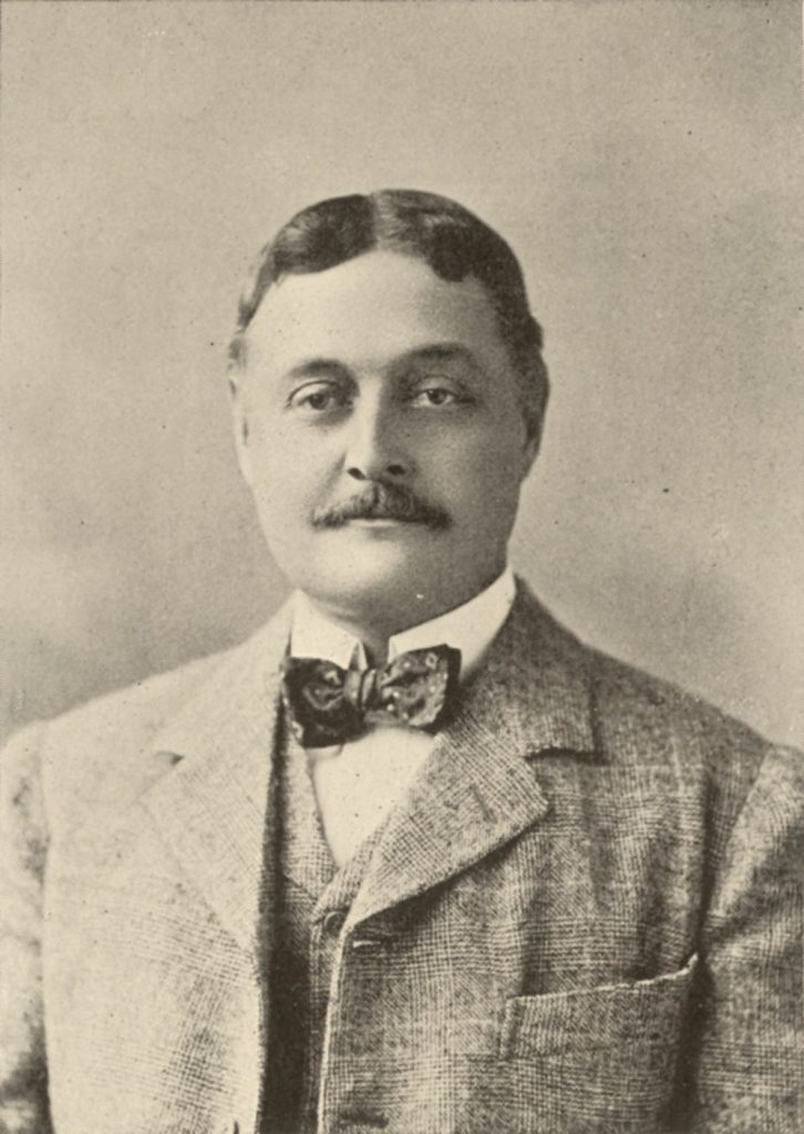 William Henry Patterson, c. 1900