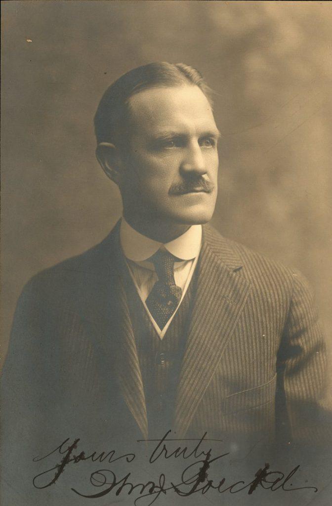 William John Goeckel, c. 1915