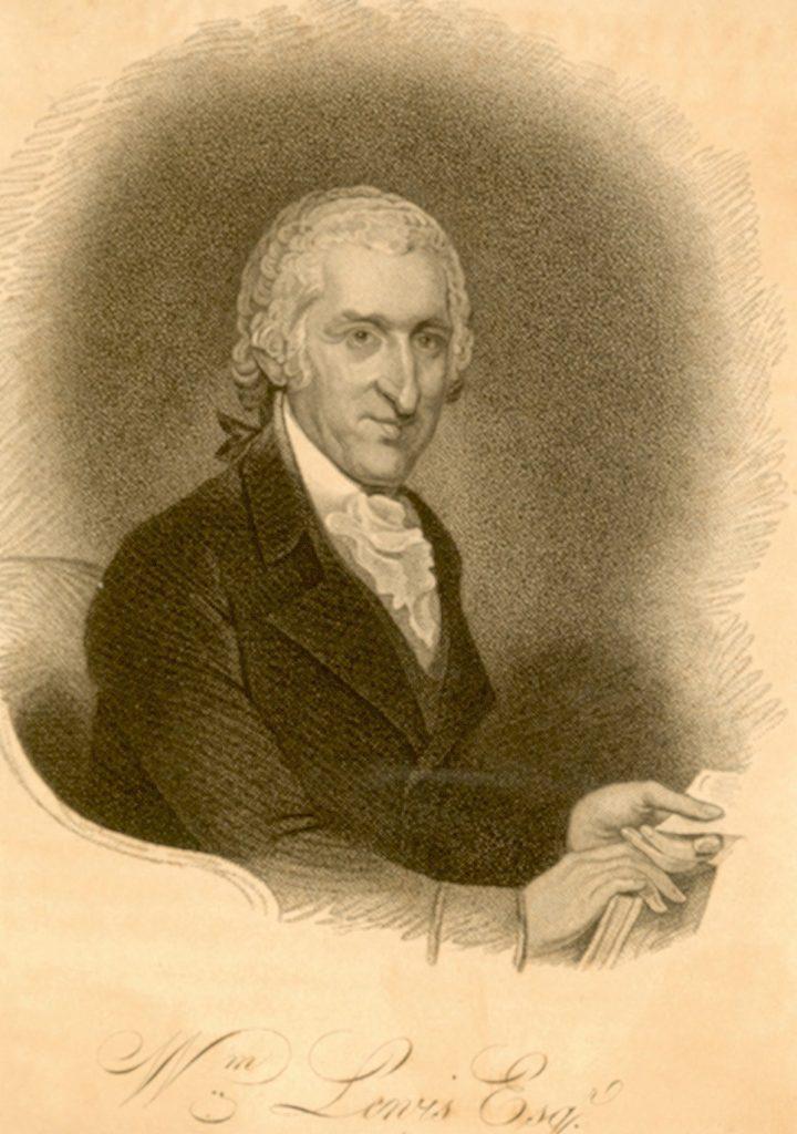 William Lewis, c. 1790