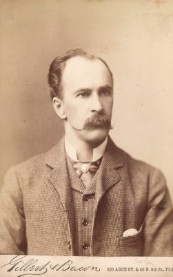 William Osler, c. 1880