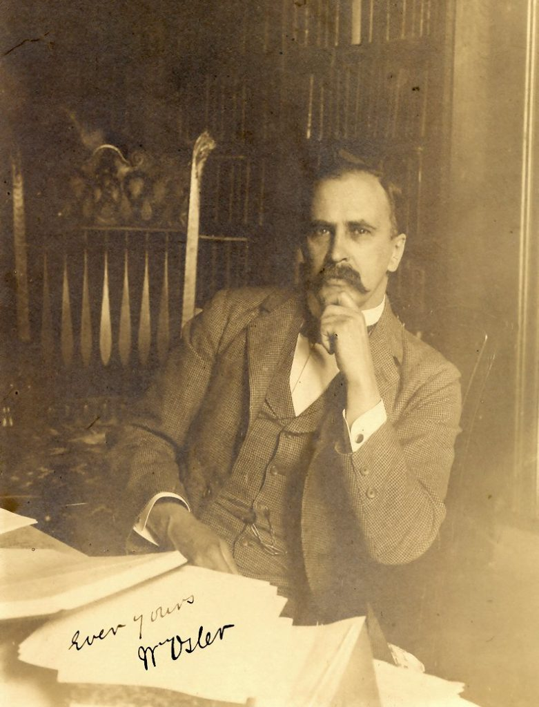 William Osler, c. 1885