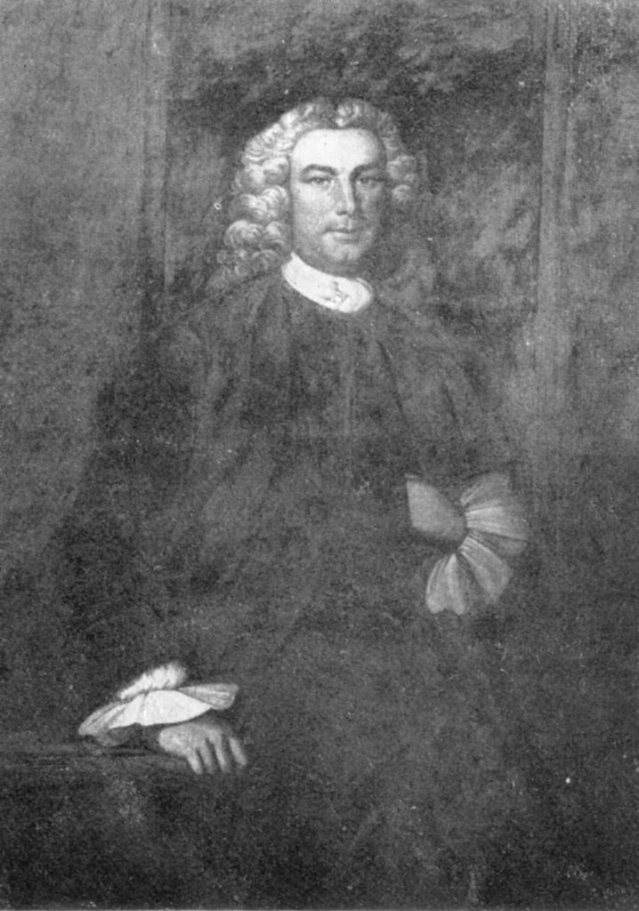 William Plumsted, c. 1760