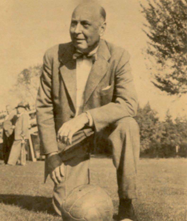 Wilson Thomas Hobson, Jr., c. 1950