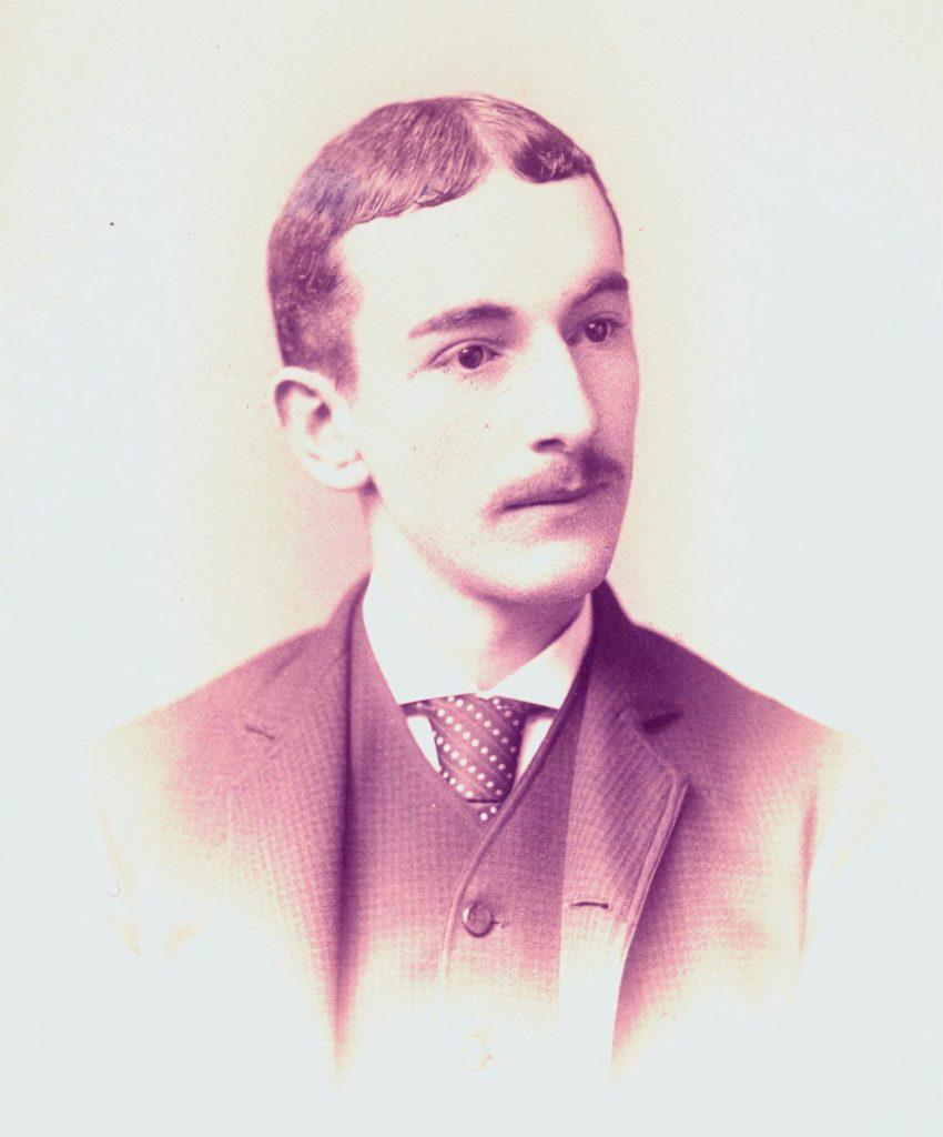 Witmer Stone, c. 1887