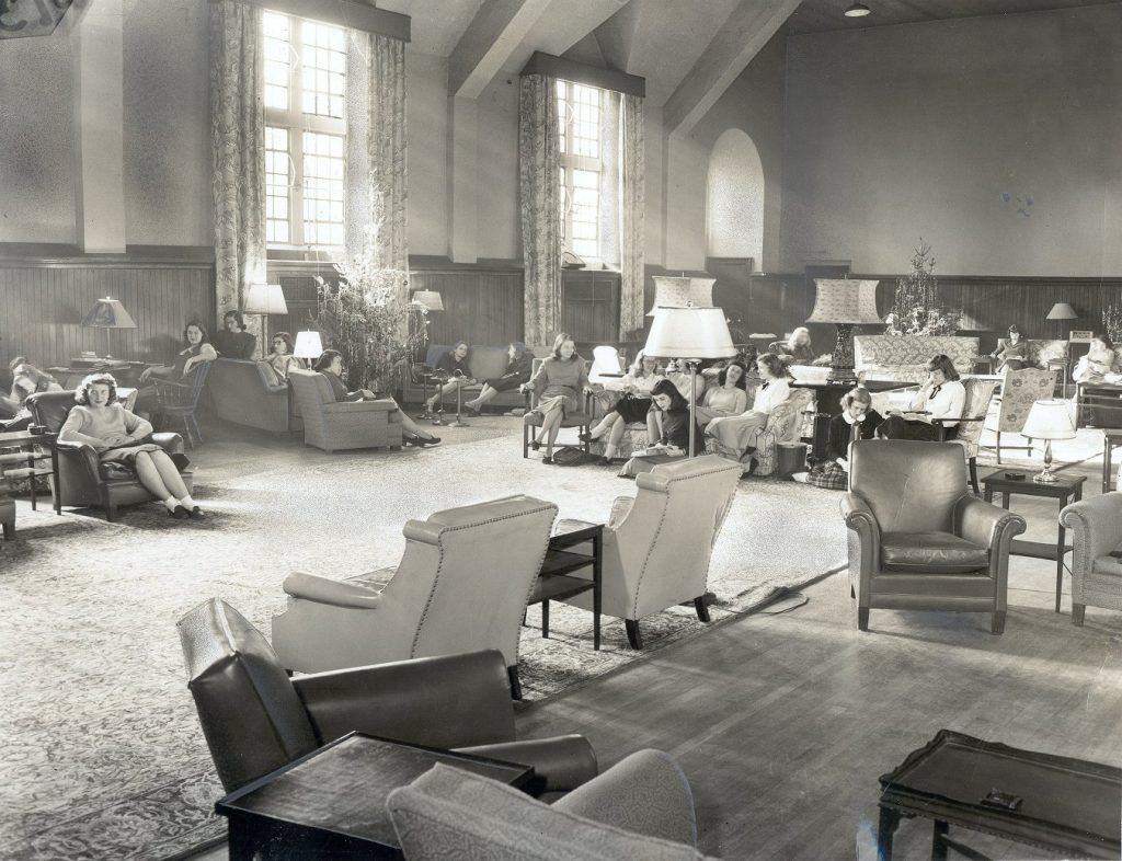 Bennett Hall, 1951