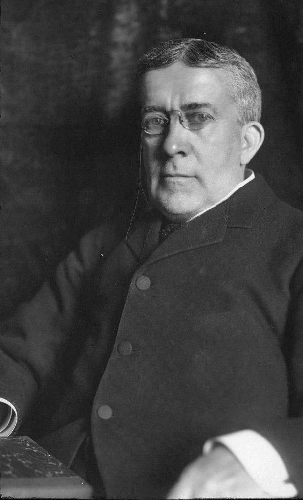 Charles Custis Harrison, c. 1900