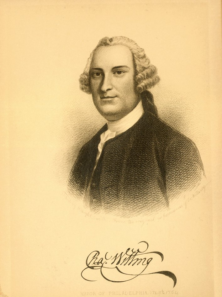 Charles Willing, c. 1760