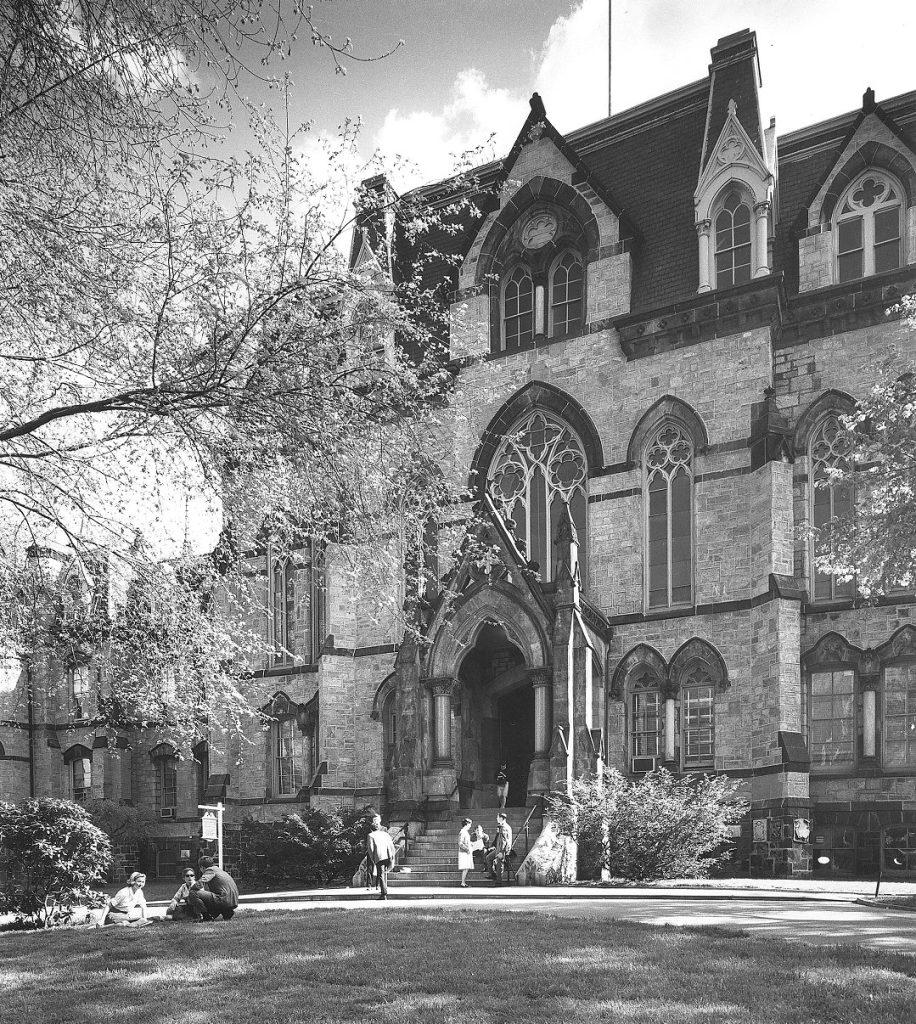 College Hall, c. 1965