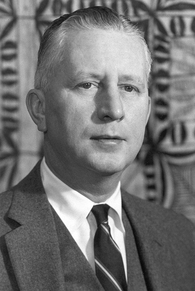 Donald Kinney Angell, 1955