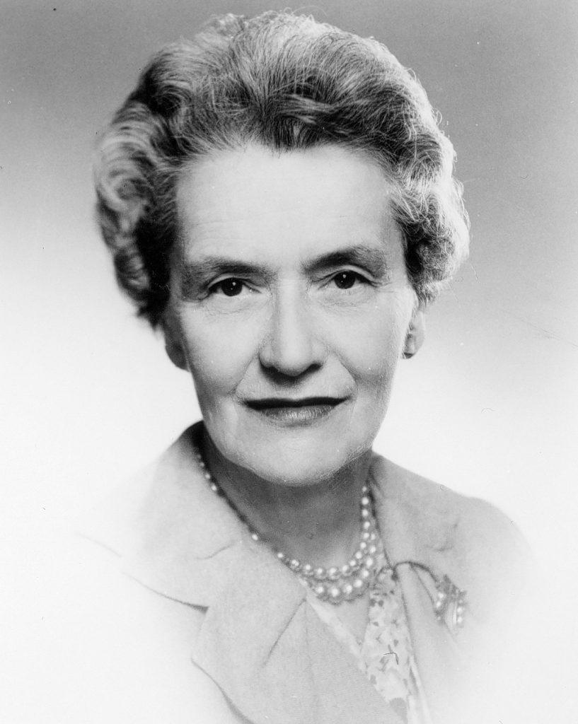 Emily Hartshorne Mudd, c. 1960