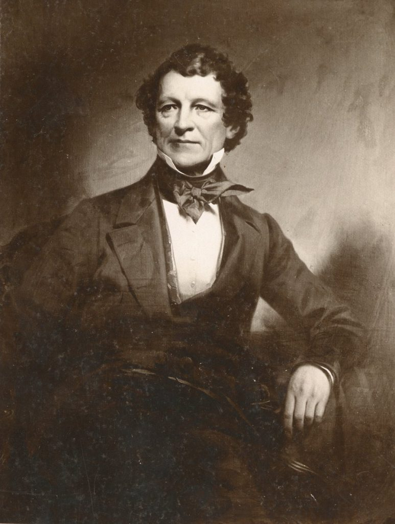 George Bacon Wood, c. 1850