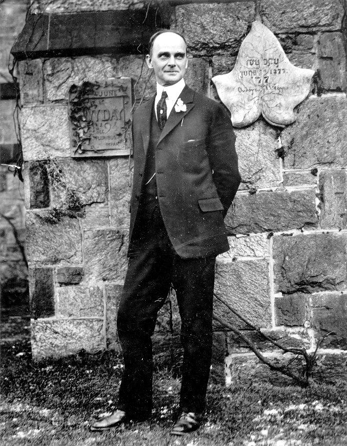 George E. Nitzsche, c. 1920