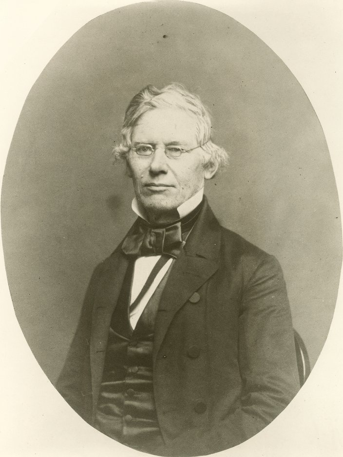 Henry Vethake, c. 1855