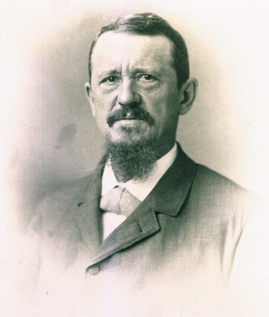 Joseph Wharton, c. 1890
