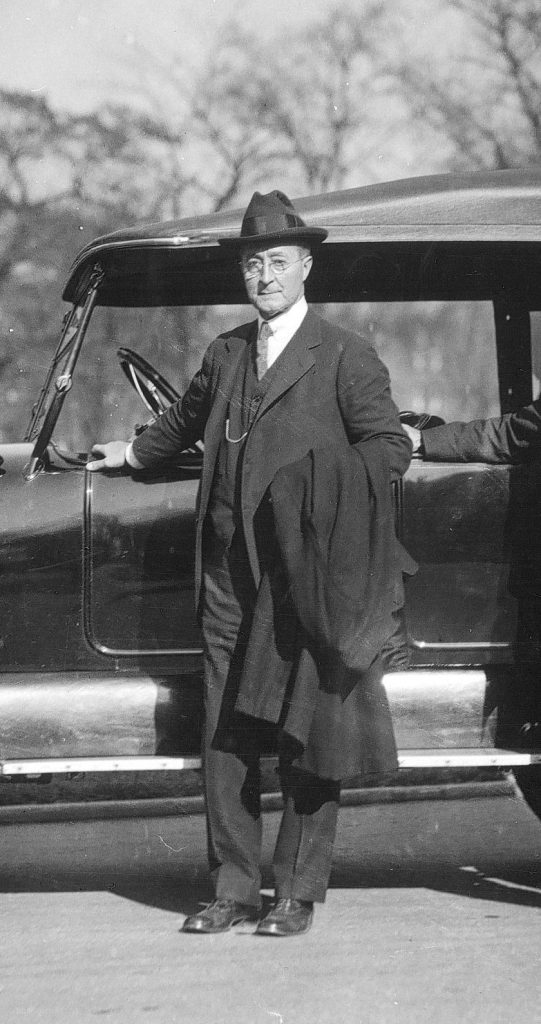 Josiah Harmar Penniman, 1922
