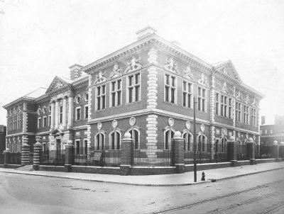Law School, 1899