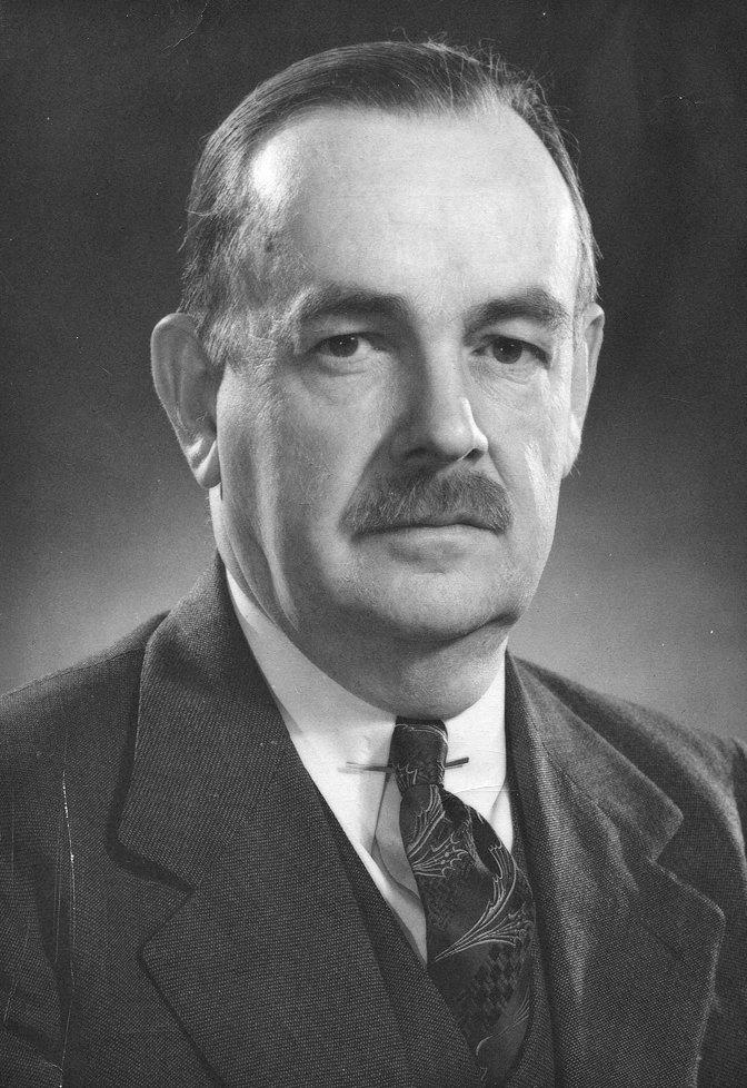 Roy Franklin Nichols, c. 1955