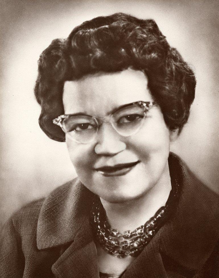 Sadie Tanner Mossell Alexander, c. 1950