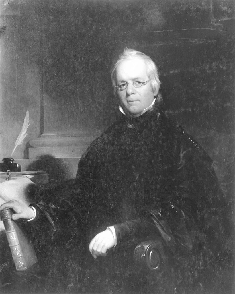 Samuel Brown Wylie, 1847