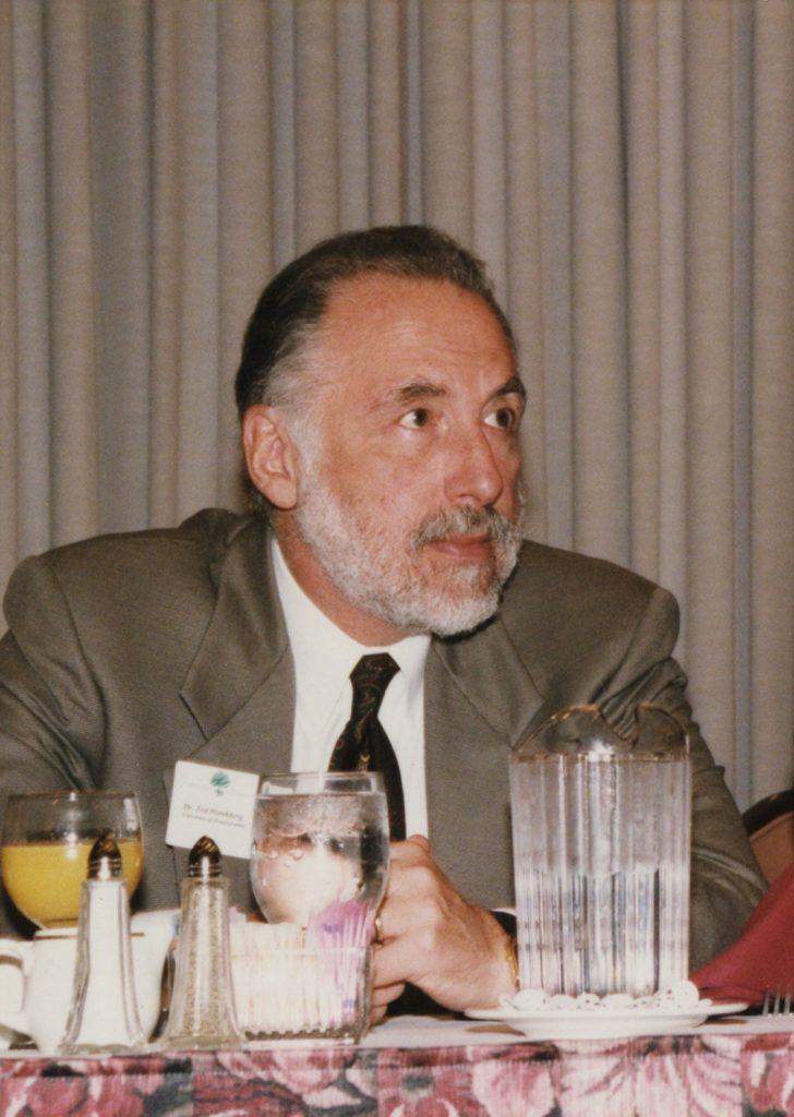 Theodore Hershberg, c. 1995