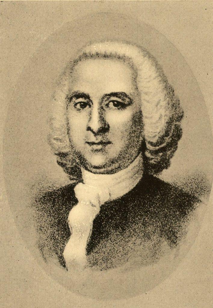 Thomas White, c. 1760