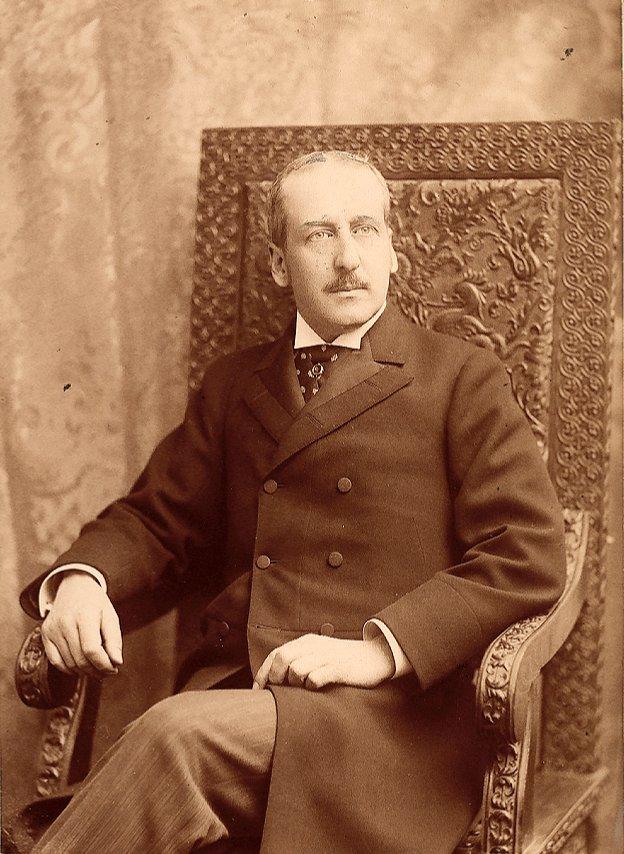 William Pepper, Jr., c. 1890