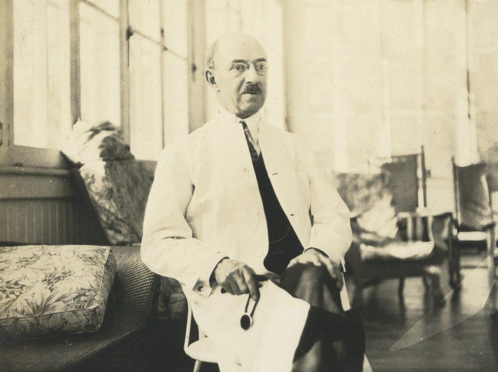Alfred Stengel, c. 1920