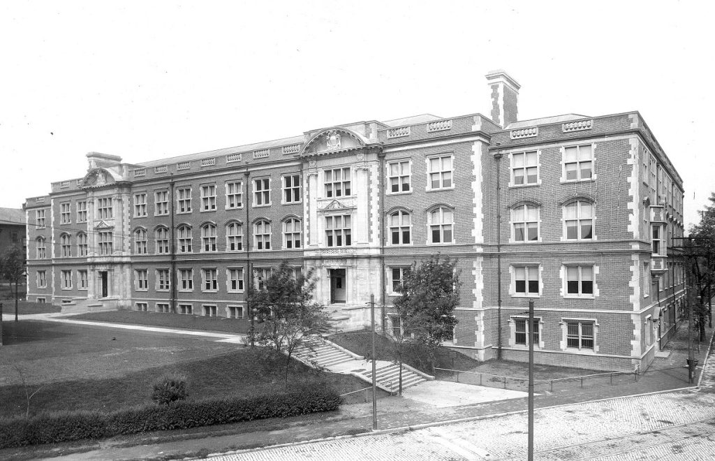 Towne Building, 1906