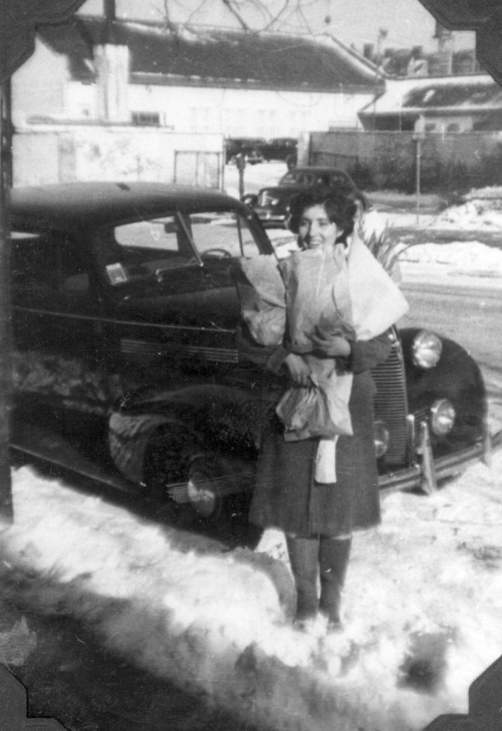 Carmella Angelina Gonnella, c. 1942