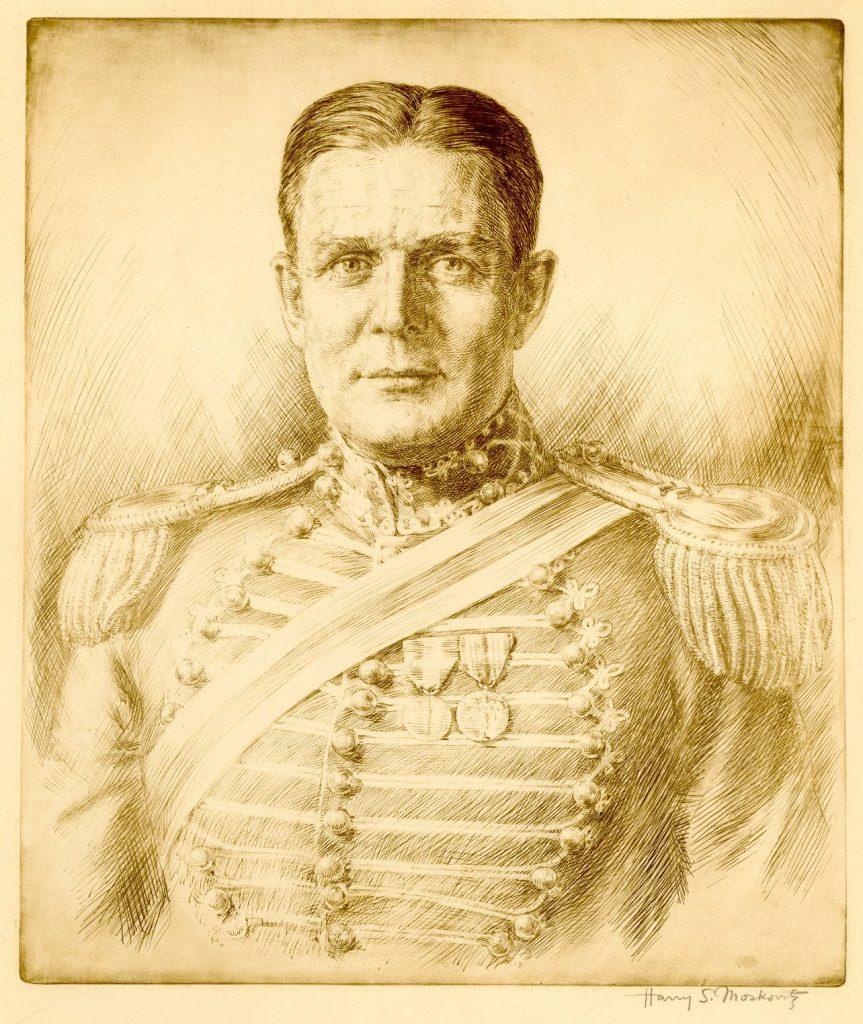 Crawford Clark Madeira, 1934